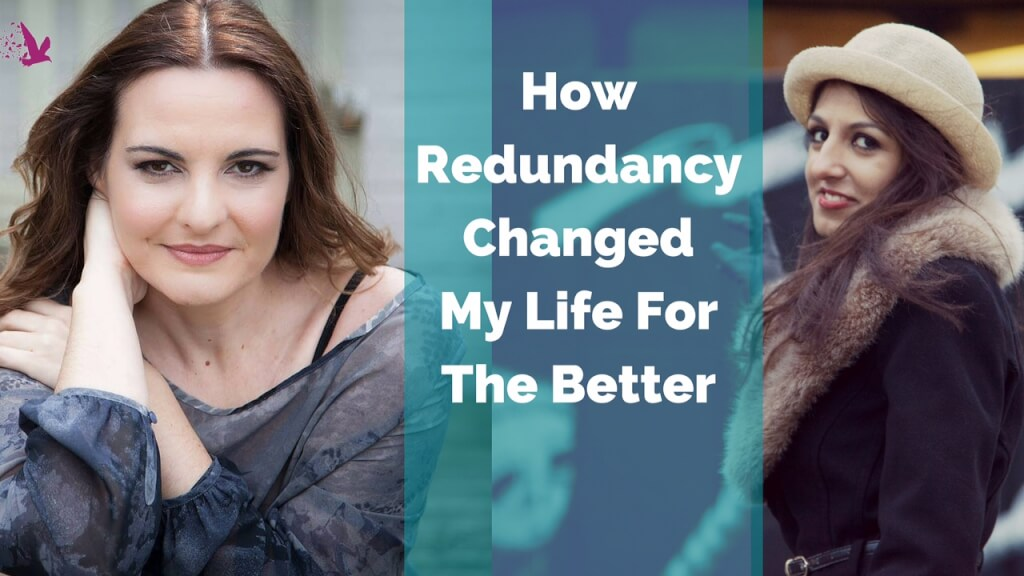 UK Health Radio - How Redundancy Changed My Life For The Better